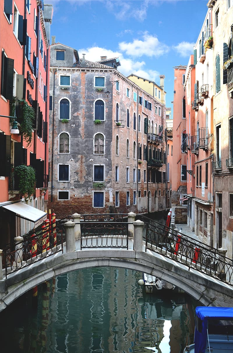 Grand Canal in Venice France