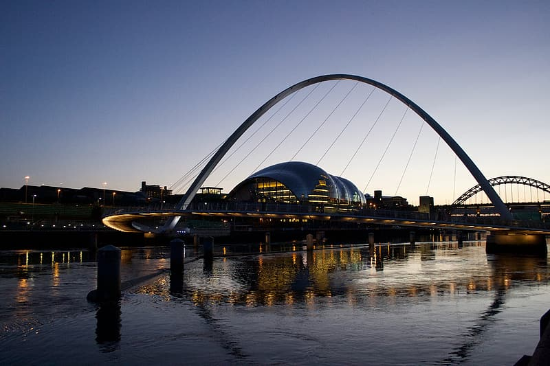 Evening, Newcastle Upon Tyne