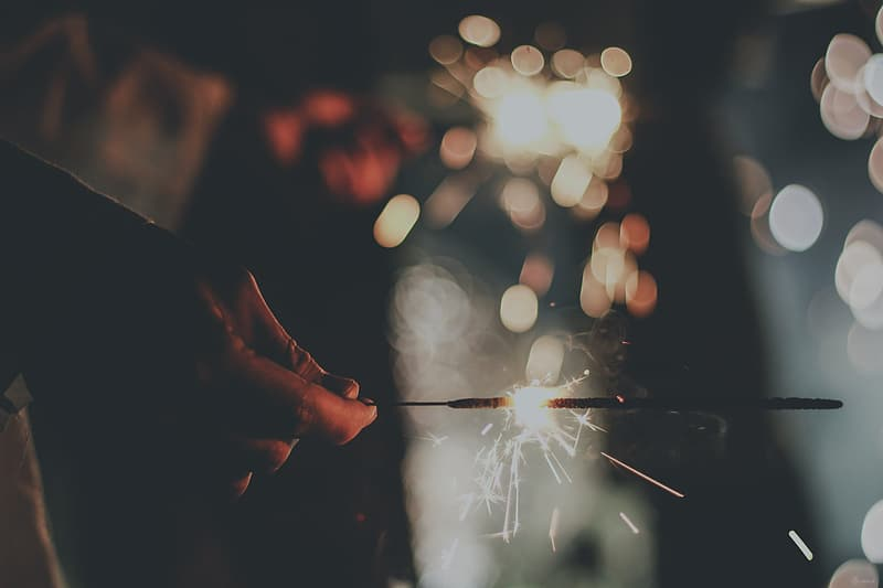 Bokeh shot photo