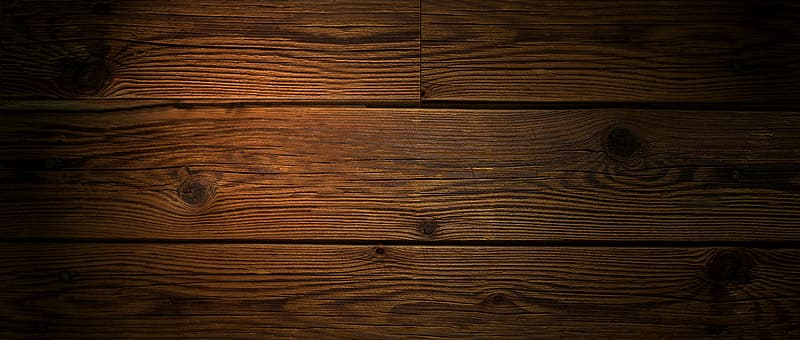 Closeup photo of brown wooden surface
